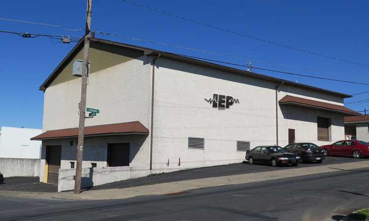 IEP Building